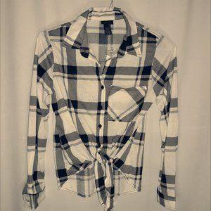 Awesome Plaid Stretch Shirt